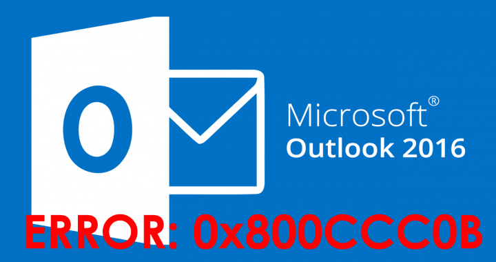 outlook-2016-error-0x800CCC